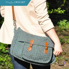 The Quotidian Satchel, pattern for purchase