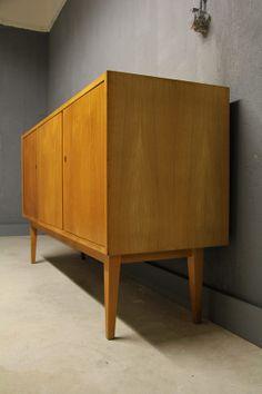 DW Hellerau Franz Ehrlich Sideboard 602/M - Atelier Pi Berlin