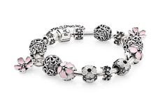 pandora cherry blossom | Pandora's new cherry blossoms collection