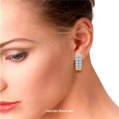 Spectacular Diamond Earrings | diamonds4you.com Gift yourself this spectacular piece of jewellery, pair of earrings encrusted with diamonds in 18 kt pure gold.... - See more at: http://diamonds4you.com/item/21403006.aspx#sthash.2cxX330i.dpuf