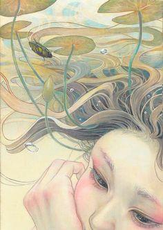 The amazing digital art • theartofanimation: Miho Hirano -...