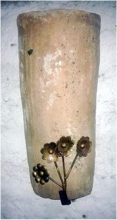 Porta tegola con decorazioni a scelta in di artisticwroughtiron, €60.00