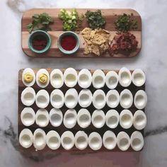 Deviled Eggs 4 Ways - 9GAG