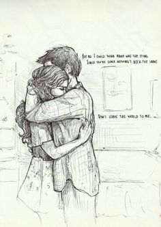 One of my fondest dreams z to be com home frm work 2a hug everyday:3