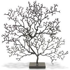 Cozumel Charcoal Grey Coral Sculpture ($240) ❤ liked on Polyvore featuring home, outdoors, outdoor decor, decor, fillers, interior design, outdoor sculpture, outdoor garden decor, outdoor patio decor and coral sculpture