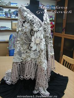 Outstanding Crochet: Crochet Shawls and scarfs