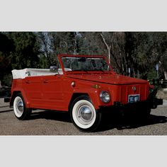 VW Thing - too cool