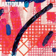 Big fan of artist Laura Owen's painting on this month's @Artforum.
