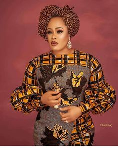 15 PICTURES: Gorgeous Ankara Designs For Ladies - African Fashion Styles. Looking for unique Ankara styles, African dresses, African wear, African print African Wear Styles For Men, Unique Ankara Styles, African Dresses For Kids, Ankara Short Gown Styles, Latest African Fashion Dresses, African Dresses For Women, African Print Fashion, Ankara Fashion, African Outfits
