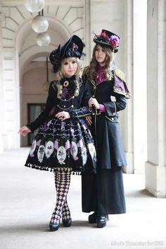 This is extraordinary. Alice in Wonderland Lolita