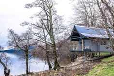 Places to stay in Scotland - luxury log cabins to boutique hotels Log Cabins Scotland, Cottages Scotland, Log Cabin Holidays, Luxury Log Cabins, Scotland Holidays, Romantic Cottage, Weekends Away, Scotland Travel, Lodges