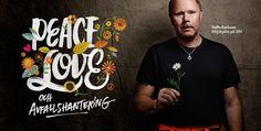 SRV - Peace, Love & Avfallshantering by Mattias Lundin, via Behance
