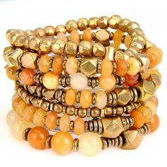 The Citrus Bracelet Set