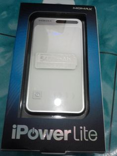 Momax Power Bank Ipower Lite 5400 mAh
