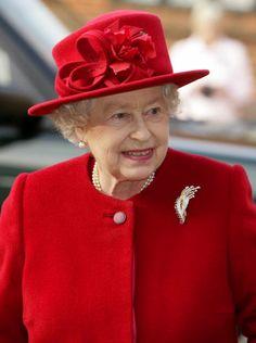 Queen Elizabeth Oct 29, 2009