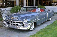 Cadillac Eldorado Convertible 1953. #ClassicNation