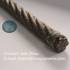 Galvanized anti twist steel wire rope 1.Tension applied to cable 2.Material: Galvanize steel 3.Size:10~30mm 4.6 squares 12/18 strand Galvanize anti twist steel wire rope  Anti-twisting braided wire rope with high strength hot dip galvanized steel quality air processed by the special process of special woven rope line. It has high strength, good flexibility, corrosion rust-proof, not to fight the golden hook