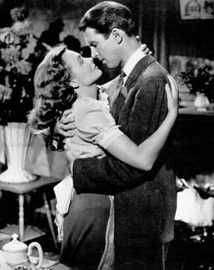 """George Bailey, I'll love you 'til the day I die."" - Mary Hatch, It's a Wonderful Life"