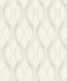 from the Uptown range by Grandeco. Available through Guthrie Bowron stores. Of Wallpaper, Designer Wallpaper, Pattern Wallpaper, Natural Interior, Colorful Interiors, Interior Inspiration, Pattern Design, Range, Colours