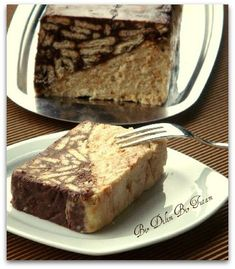 BIR DILIM BIR TUTAM: iki renkli mozaik pasta