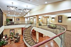 Baymont Inn & Suites Knoxville/Cedar Bluff hotel lobby in Knoxville, Tennessee