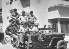 Haifa history: 1948- War of Independence-the liberation of Haifa
