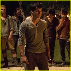 #Dylan O'Brien's 'Maze Runner' Trailer Will Premiere on Monday! --- More News at : http://RepinCeleb.com