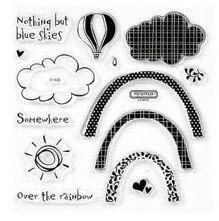 rainbow scrapbooking layout - Google Search