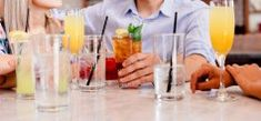 Why is beverage packaging benefitted more by laser marking? The top benefits of laser marking for the beverage industry in India. Buffet Frio, Sauce Cocktail, Such Und Find, Malibu Rum, Malibu Cocktails, Malibu Coconut, Wine Cocktails, Coconut Rum, Health And Wellness