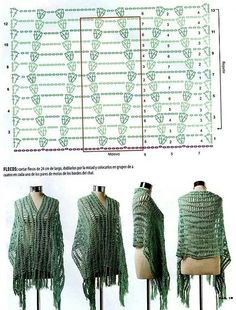 #haken, gratis patroon, haakschema, Franse site met veel gratis haakschema's, #crochet, site with a lot of free charts for crochet.