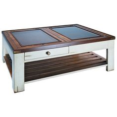 Shadow Box Coffee Table I love this and I cant wait to decorate