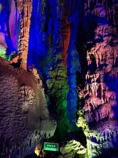 Reed Flute Cave Guilin China. Do you like it ? Joy COMWELLMETAL   Comwell Metal Co.,Ltd. - Manager   领英
