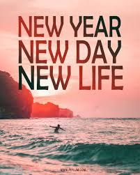 New Year Inspirational Quotes, New Life Quotes, Happy New Year Quotes, Happy New Year Images, Quotes About New Year, True Quotes, New Day, Positivity, Thoughts