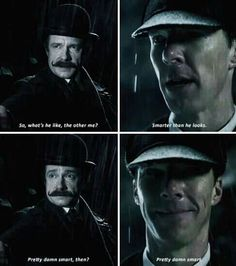 "Sherlock ""The Abominable Bride"" CHRISTMAS SPECIAL - John and Sherlock"