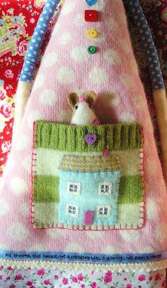 "Annie Montgomerie -Dorset 19"" dolls - so beautiful!"