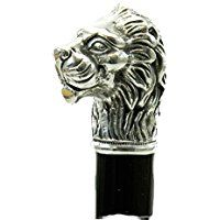 Cavagnini ''Lion'' decorative walking stick hand made in Italy
