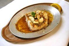 Broiled Rockfish (Striper)