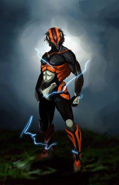 Future Fox by WRON-G.deviantart.com on @deviantART