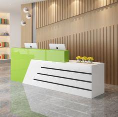 Image result for lightbox reception desk sign