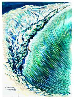 Surf into the WeekendImage by Raymond Pettibon; courtesy of Art Books and David Zwirner.