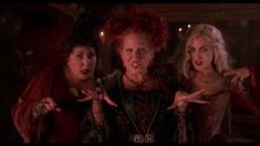 The Legend Of Thackery Binx 31 Nights Of Halloween, Halloween Movies, Halloween Tips, Mary Sanderson, Never Settle For Less, Three Witches, Baby Fat, Bette Midler, Don T Lie