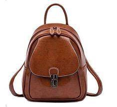 ARRENTELA VALÓDI BŐR NŐI TÁSKA Leather Backpack, Fashion Backpack, Backpacks, Bags, Handbags, Leather Book Bag, Leather Backpacks, Taschen, Purse