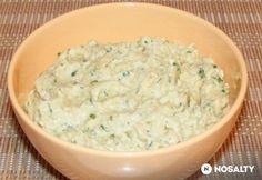 Cukkinis szendvicskrém Sandwich Spread, Eat Pray Love, Mashed Potatoes, Macaroni And Cheese, Sandwiches, Healthy Recipes, Ethnic Recipes, Food, Cream