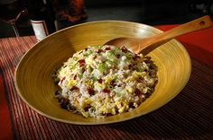 Holiday Recipe: Ming Tsai's Cranberry-Turkey Fried Rice Recipe