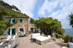 Ferienhaus (Villa) direkt am Meer in Ligurien - La Conca, Oneglia