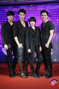 Hwang In Deok  Fabulous Boys - 2013 Taiwanese Drama remake of  You're Beautiful- very good