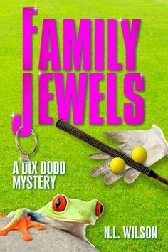 A resident of a Florida retirement community, Katt Dodd is a person of interest in not only a rash of jewel thefts, but in the disappearance of her boyfriend, Frankie Morell. Dix, the handsome-as-sin Dylan, and the irrepressible (okay, rude) Mrs. P head to Florida to solve the case of the Family Jewels before Dix's mother gets railroaded. Hilarious hijinx ensue.