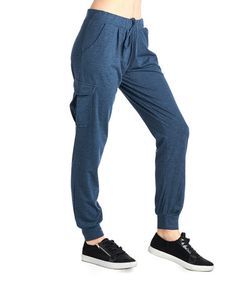 This Navy Cargo Long Pants is perfect! #zulilyfinds