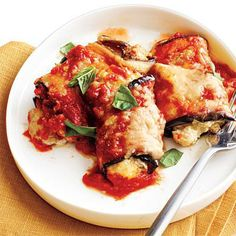 Eggplant Involtini | CookingLight.com
