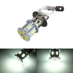 H3 12LED 5630 SMD 180LM 12V Lamp Bulb Car Fog Tail Driving Head Light  Worldwide delivery. Original best quality product for 70% of it's real price. Buying this product is extra profitable, because we have good production source. 1 day products dispatch from warehouse. Fast & reliable...